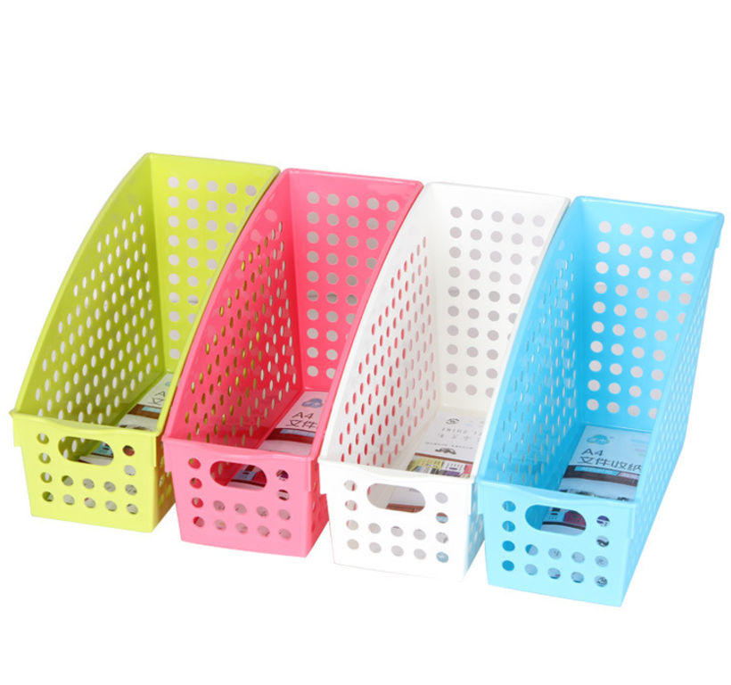 Magazine File Folder Holder Storage Organizer Box Office