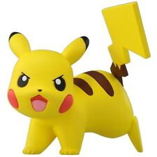 Pokemon Monster Collection Takara Tomy Figure - MC-070 - Pikachu Battle Pose