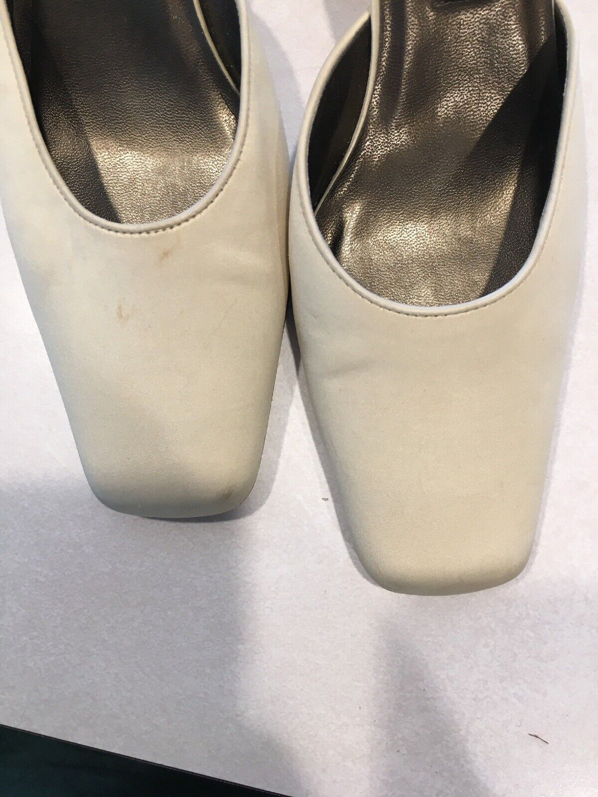Sam And Libby 1990s Mules Sz 8 Womans - image 11