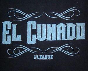 the league logo lrg t shirt fx fantasy football brolo el
