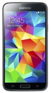 Samsung-Galaxy-S5-SM-G900P-Black-Boost-Mobile-Clean-ESN-Great-Condition