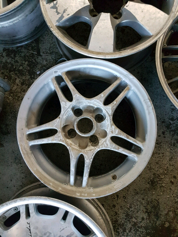 "TSW 15"" 4X100 PCD WANTED"