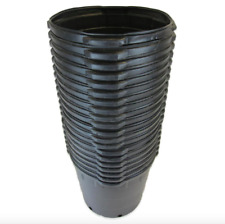 Item 6 Outdoor Plastic Nursery Pot 20 Pack Large 10 Gallon Flower Plant Planter Pots