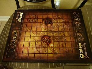 Replacement Stratego Game boards only