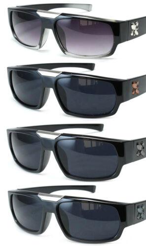 Fleur de Lis Sunglasses Saints Stylized Lily Flower Style Eyewear UV Protected
