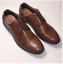 New-Men-039-s-Call-it-Spring-Round-Toe-Oxford-Lace-Up-Dress-Shoes-Brown-Size-12 thumbnail 8