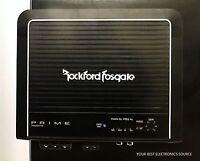 Rockford Fosgate R500-1D 1-Channel Car Amp Car Amplifiers