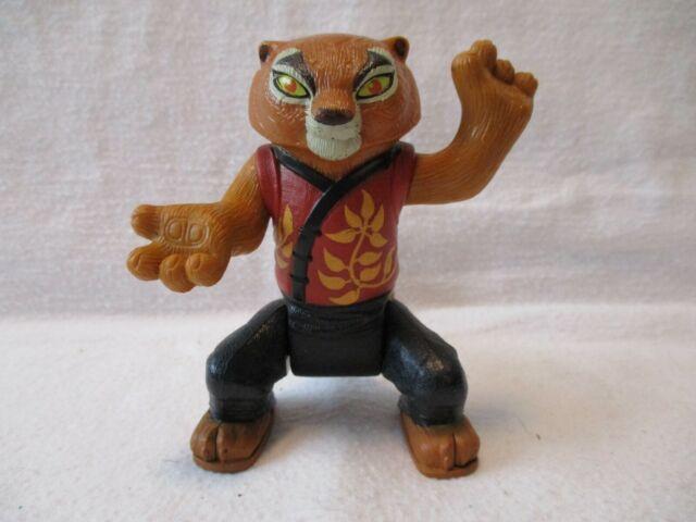 Kung Fu Panda 2 Tigress Action Figure Fierce Fighting