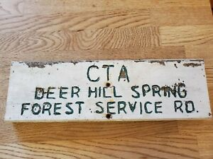 Chatham-Trails-Association-CTA-trail-sign-CTA-Deer-Hill-Spring-Forest-Service
