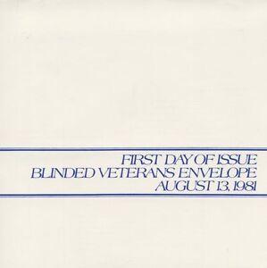 U600-18c-Blinded-Vets-Embossed-Envelope-First-Day-Ceremony-Program