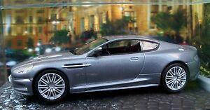 JAMES BOND Aston Martin DBS From Casino Royale BOXED - Aston martin casino royale