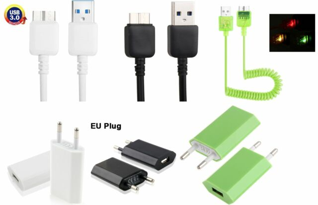 USB 3.0 Kabel 1m 2m 3m 4m Superspeed Datenkabel Ladekabel Samsung S5 Note 3