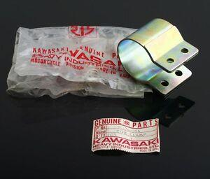 KAWASAKI-H1-500-1969-72-TRIPLE-GENUINE-COIL-CLAMP-BOLT-NOS