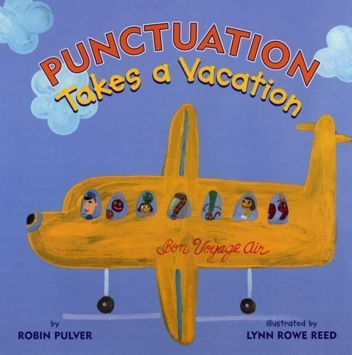 Punctuation Takes a Vacation-ExLibrary