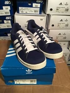 huge discount 79a7a 8fb26 Image is loading SALE-ADIDAS-BEDWIN-AND-THE-HEARTBREAKERS-NAVY-BW-