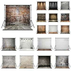 6x9ft-Polyester-Brick-Wall-Floor-Studio-Backdrop-Photography-Background-Washable