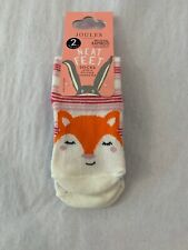 NWT Joules Neat Feet Socks Sheep Size 2-3 Years