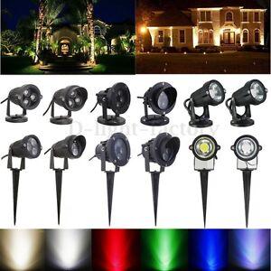 3-5-6-10-12W-IP65-LED-COB-Paysage-Spot-Jardin-Chemin-Lumiere-Lamp-Cour-Exterieur
