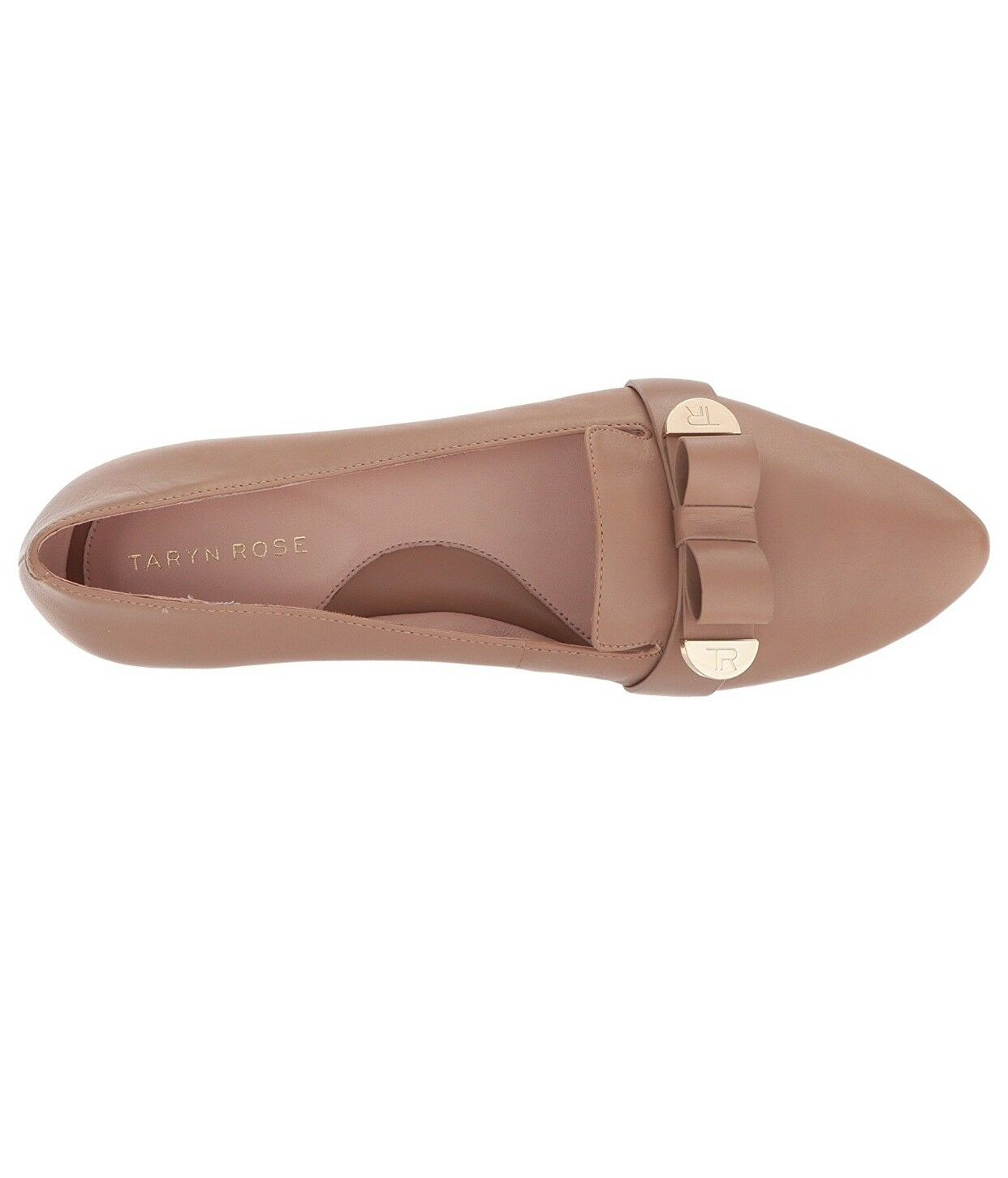 New taryn pink pink pink women's edith flat shoes aa1218