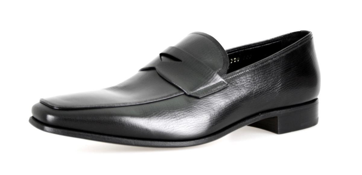shoes PRADA LUSSO 2DB103 black NUOVE 9 43 43,5