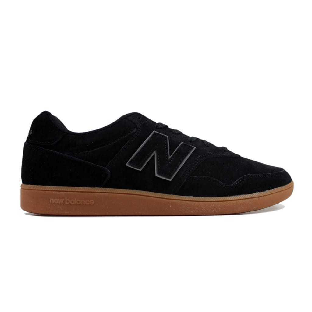 New Balance 288 Suede Black Brown CT288BL Men's SZ 8