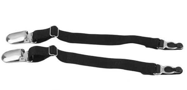 6,49 €/Stk     Ein Paar Strumpfhalter ca 15cm – 21cm x 1,5 cm Strumpfband Straps