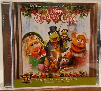 The Muppet Christmas Carol.The Muppet Christmas Carol By Muppets Cd 50086141470 Ebay
