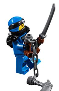 LEGO® Ninjago ™ Figur Jay Hunted aus 70654 Dieselnaut njo459 brandneu