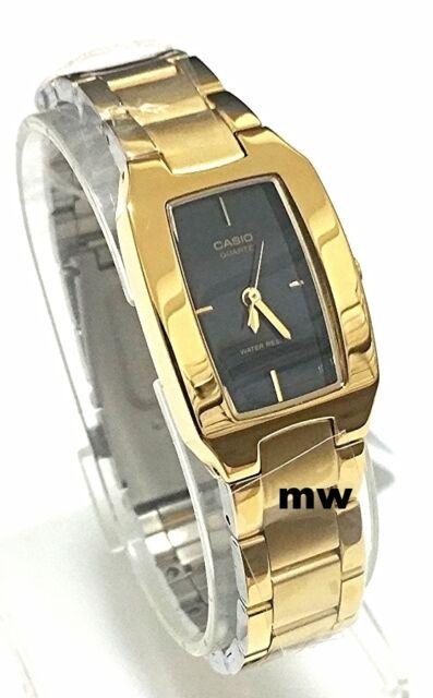 100% Genuine NEW Casio LTP-1165N-1C Women's Ladies Fashion Quartz Analog Watch