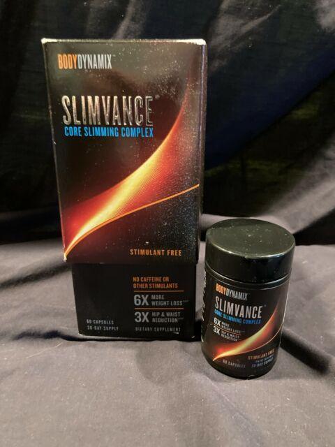 Body Dynamix Core Slimming Complex Diet Pills 60 Capsules Expires 04/22 #2