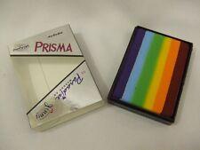 """Mehron Face paint ~ Paradise Prisma ~ """"arc-en-ciel"""" ~ cake make-up ~ rainbow"""