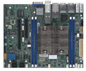Details about *NEW* Supermicro X11SDV-4C-TP8F Motherboard Flex ATX Xeon D  SoC Quad LAN IPMI