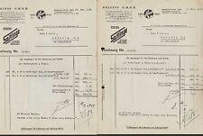 BERLIN, Brief 1934, Brainos GmbH Original Saitlinge