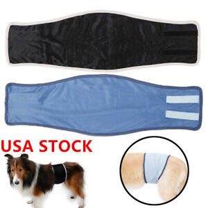 Male-Dog-Sanitary-Pants-Puppy-Nappy-Diaper-Belly-Wrap-Band-Underpants-XS-XL-US