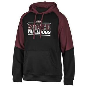 Mississippi-State-Bulldogs-Men-039-s-Hoodie-With-Pocket-NWT-FREE-SHIPPING