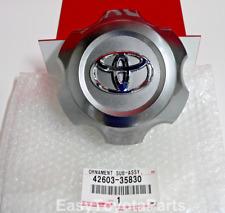 For Toyota 4Runner 06-09 Set of 2 Ornament Wheel Center Caps OES 42603-35830