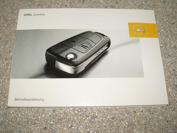 100% Kwaliteit Bedienungsanleitung Opel Combo, Ausgabe 08/2007 (neu) #baco0807 Lage Prijs