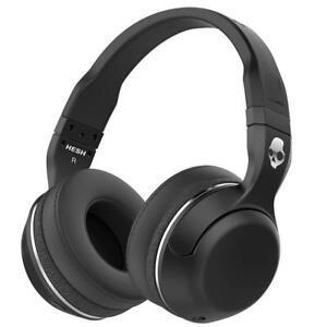 Skullcandy Hesh 2.0 Over-Ear Wireless Headphones - Black