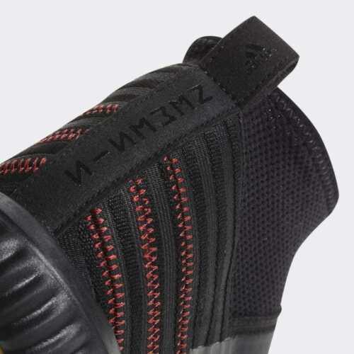 Complet Authentique 10 Taille Homme ® Dernier 7 Exclusivité Nemiziz Mid Noir Uk Adidas B7UHB