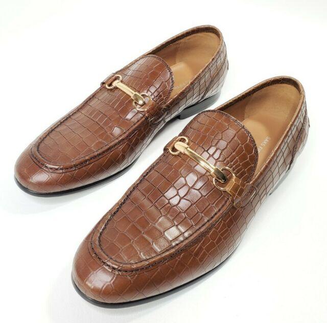 Saks Fifth Avenue Donatello Leather