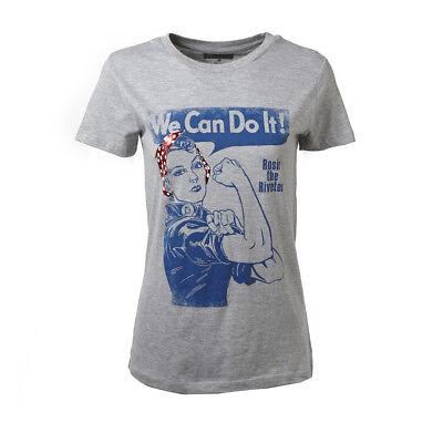 Rétro Boeing Rosie the Riveter T Shirt | eBay