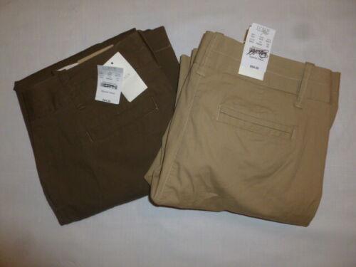 Fit Taille Crew paires 2s Khaki C 2 City chino de N Jrew Brown Prix base Pantalons de stretch 64 chaque fSPwxv