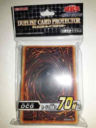 Yugioh Duelist Card Protector OCG 2020 Sleeves