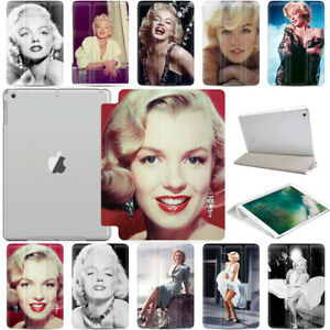 Marilyn-Monroe-Ultra-Slim-PU-Leather-Smart-Cover-with-Stand-Case-For-Apple-ipad