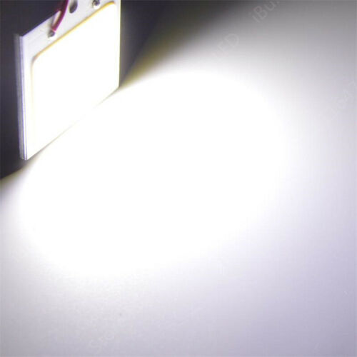 """UK Stock 12v 48 COB LED Module White with wires /& 2 pin 0.1/"""" plug"""