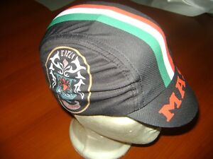 faf5df0b629 Image is loading MASI-CYCLING-CAP-ITALIA-HAT-CAP-POLYESTER-SUBLIMATED-