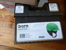 Bern Unlimited Baker EPS neon green xl