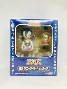 Authentic-Sonic-The-Hedgehog-214-Nendoroid-Re-Release-Action-Figure
