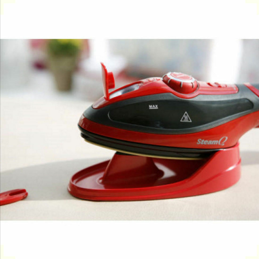 GOODWAY Steam Q II Double-Hotplate Smart All-in-one Iron and Sterilizer w  3Head