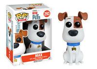 Funko Pop Movies Secret Life Of Pets Max Vinyl Action Figure Collectible Toy 293 on Sale